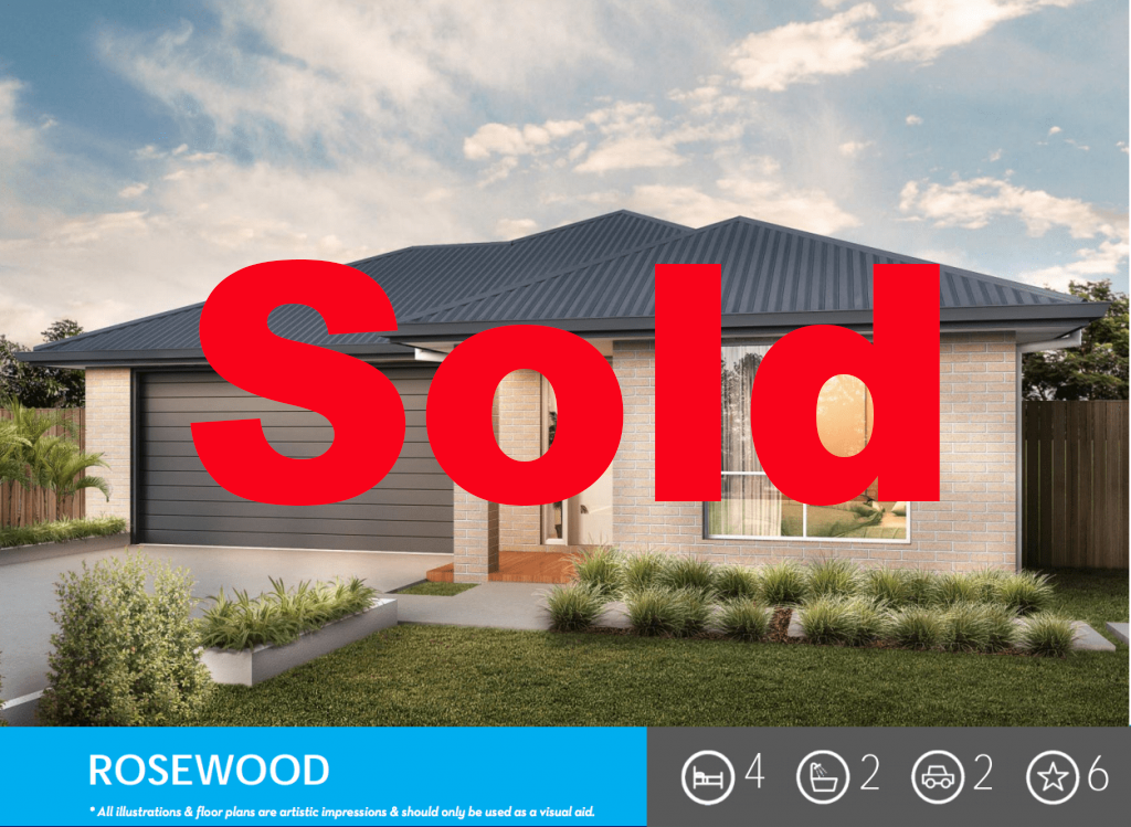 Sold Lot 23 (18) Kings Crescent Gatton
